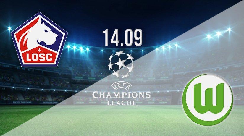 Lille vs Wolfsburg Prediction: Champions League on 14.09.2021