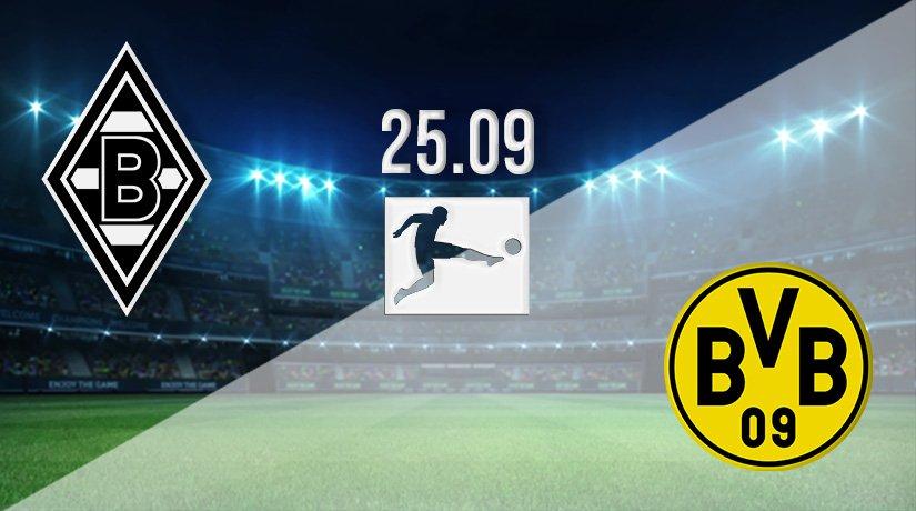 Borussia Monchengladbach v Borussia Dortmund prediction: Bundesliga Match on 25.09.2021