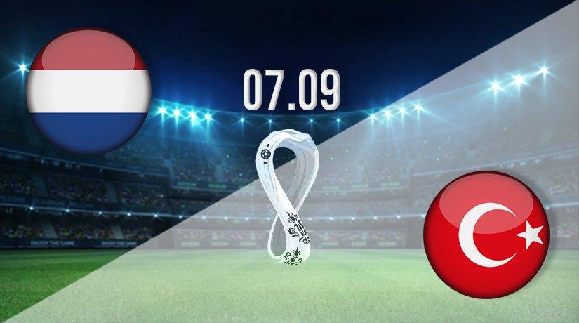 Netherlands vs Turkey Prediction: World Cup Qualifying Match on 07.09.2021
