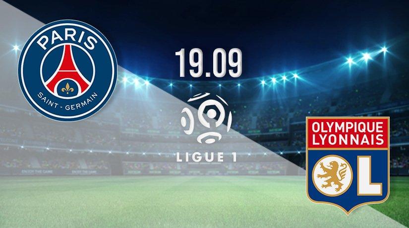 PSG vs Lyon Prediction: Ligue 1 Match on 19.09.2021