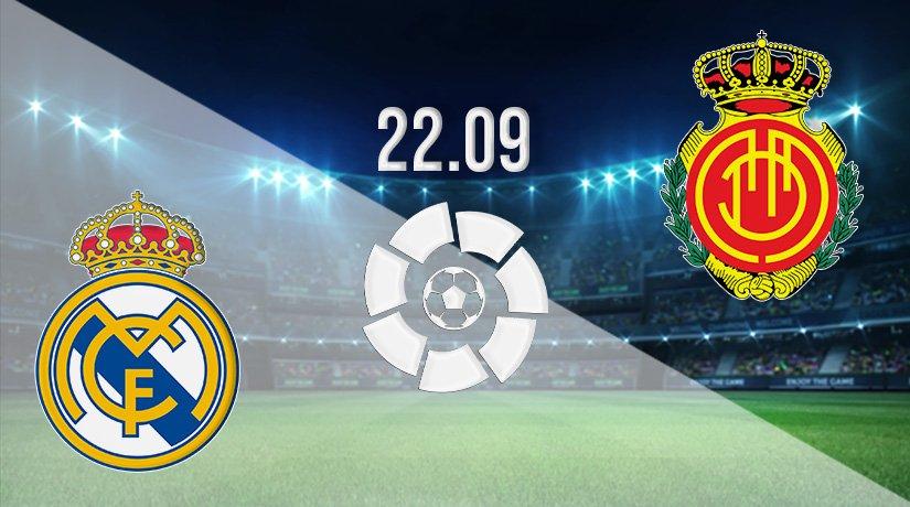 Real Madrid vs Real Mallorca Prediction: La Liga Match on 22.09.2021