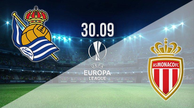 Real Sociedad vs AS Monaco Prediction: Europa League Match on 30.09.2021