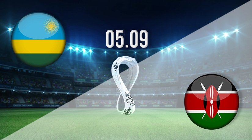 Rwanda vs Kenya Republic Prediction: World Cup Qualifying Match on 05.09.2021