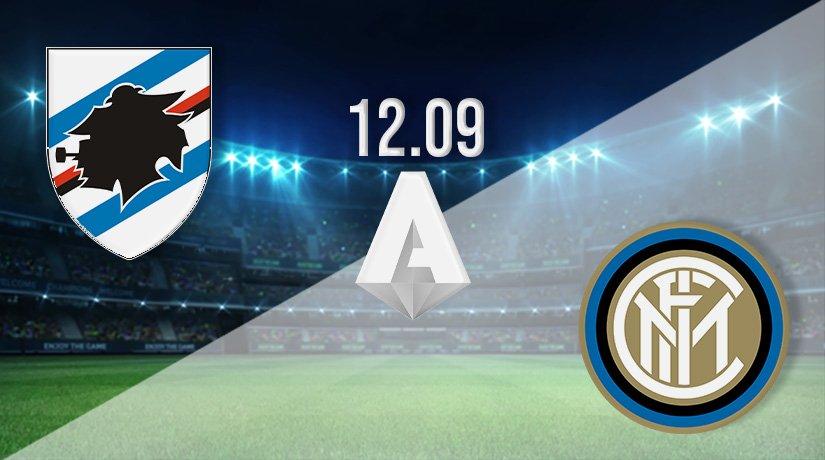 Sampdoria vs Inter Milan Prediction: Serie A Match on 12.09.2021