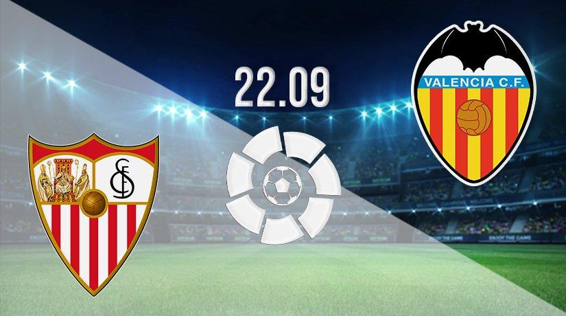 Sevilla vs Valencia Prediction: La Liga Match on 22.09.2021