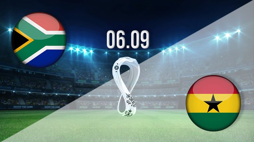 South Africa vs Ghana Prediction: World Cup Qualifying Match on 06.09.2021