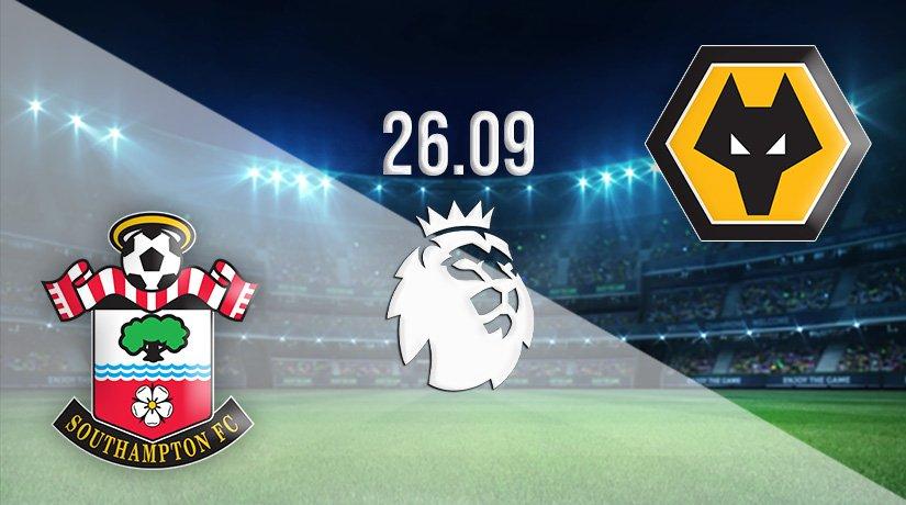 Southampton vs Wolves Prediction: Premier League Match on 26.09.2021