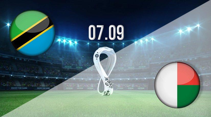 Tanzania vs Madagascar Prediction: World Cup Qualifying Match on 07.09.2021