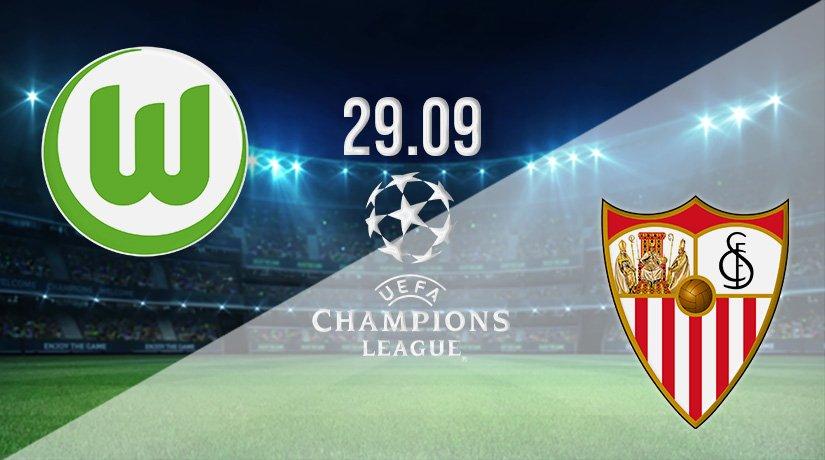 Wolfsburg vs Sevilla Prediction: Champions League Match on 29.09.2021