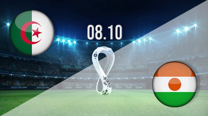 Algeria vs Niger Prediction: World Cup Qualifier on 08.10.2021