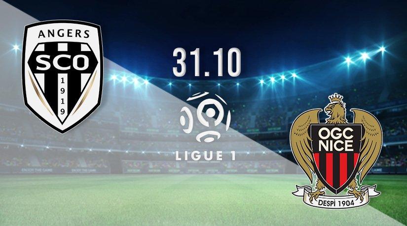 Angers v Nice Prediction: Ligue 1 Match on 31.10.2021