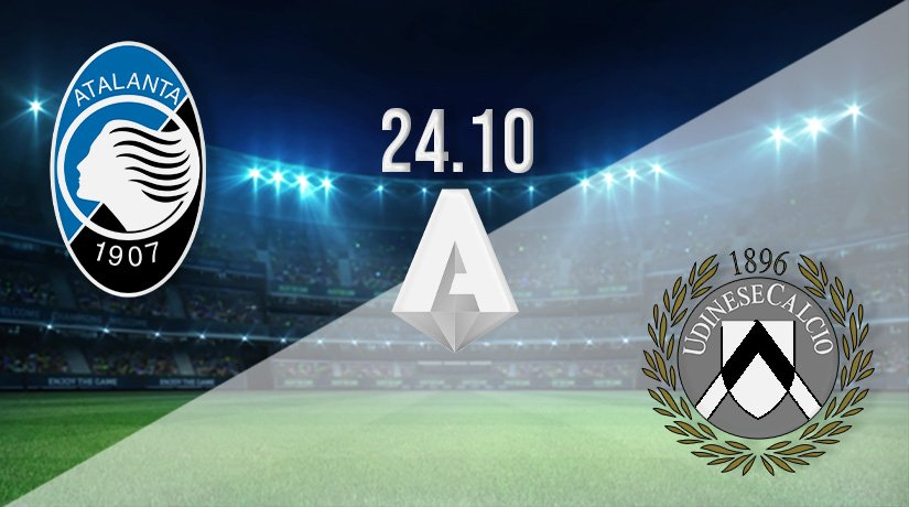 Atalanta vs Udinese Prediction: Serie A Match on 24.10.2021
