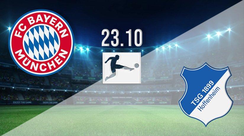 Bayern Munich vs Hoffenheim Prediction: German Bundesliga Match on 23.10.2021