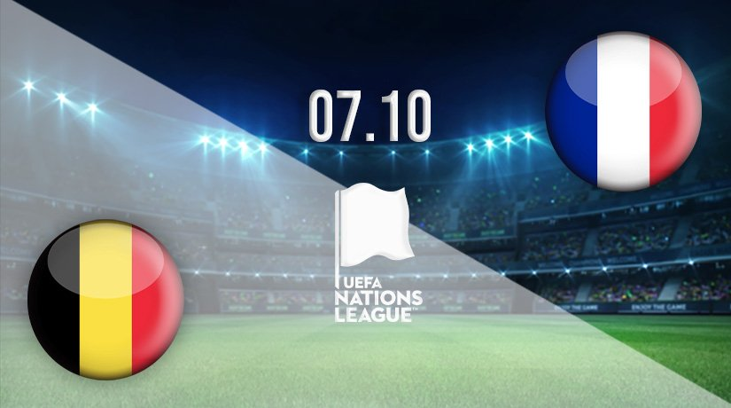 Belgium v France Prediction: Nations League Match on 07.10.2021