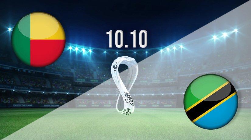 Benin vs Tanzania Prediction: World Cup Qualifier on 10.10.2021