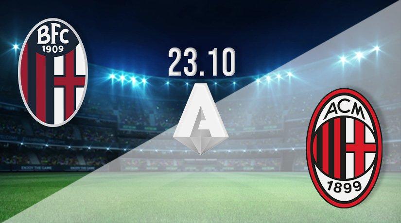 Bologna vs AC Milan Prediction: Serie A Match on 23.10.2021