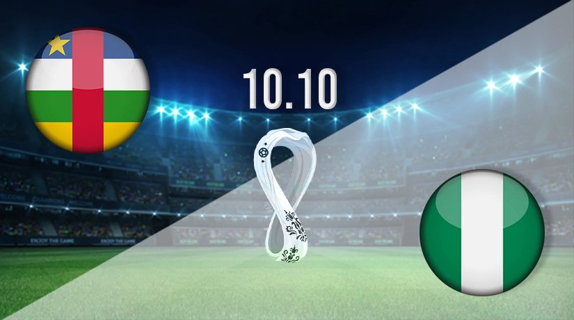 Central African Republic v Nigeria prediction: World Cup qualifying match on 10.10.2021