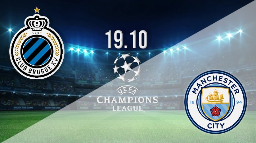 Club Brugge vs Manchester City Prediction: Champions League Match on 19.10.2021