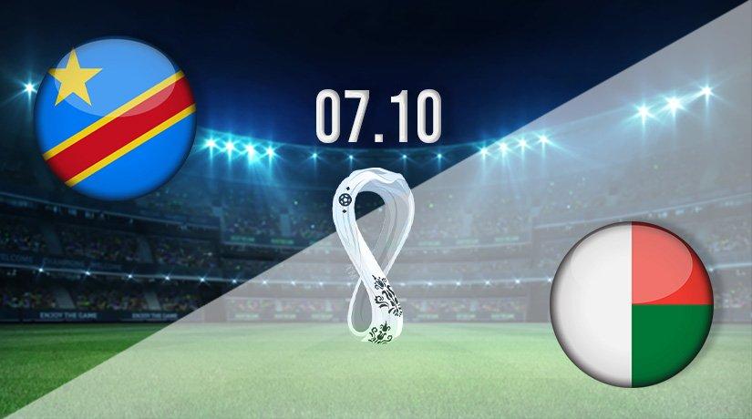 DR Congo vs Madagascar Prediction: World Cup Qualifying Match on 07.10.2021