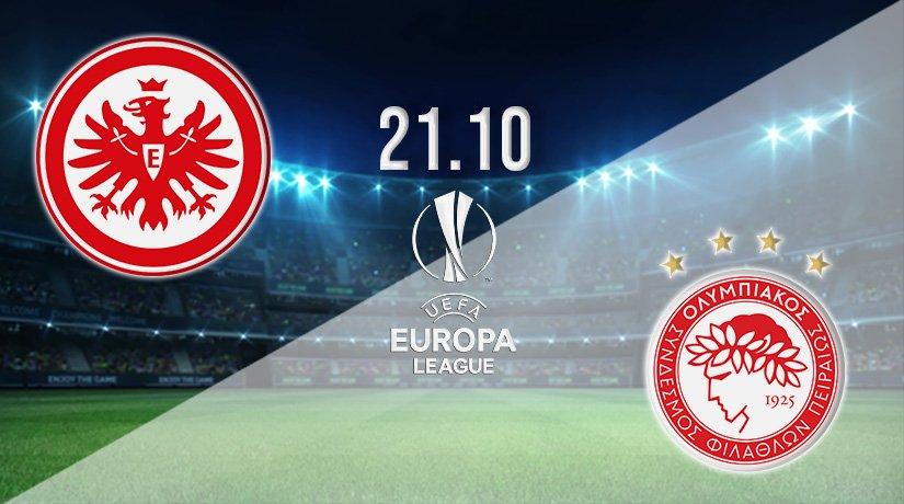 Eintracht Frankfurt vs Olympiakos Prediction: Europa League Match on 21.10.2021