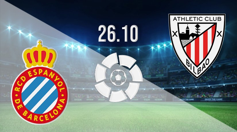 Espanyol vs Athletic Bilbao Prediction: La Liga Match on 26.10.2021