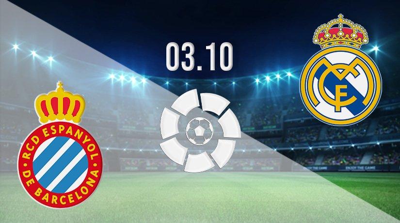 Espanyol vs Real Madrid Prediction: La Liga Match on 03.10.2021