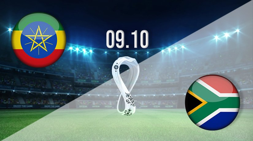 Ethiopia vs South Africa Prediction: World Cup Qualifier on 09.10.2021