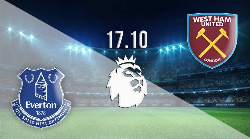 Everton vs West Ham United Prediction: Premier League Match on 17.10.2021