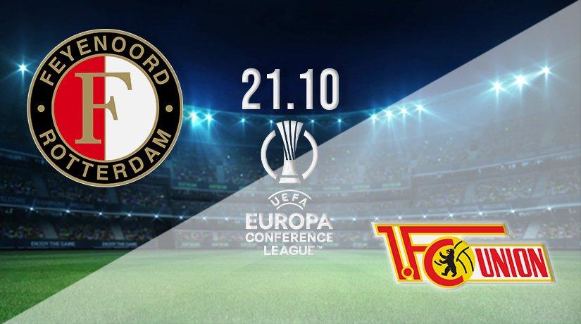 Feyenoord vs Union Berlin Prediction: Conference League Match on 21.10.2021