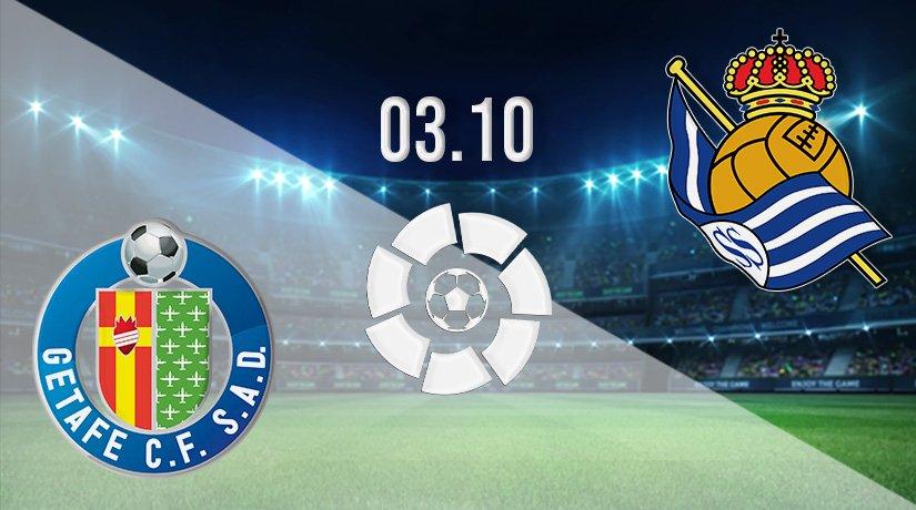 Getafe vs Real Sociedad Prediction: La Liga Match on 03.10.2021