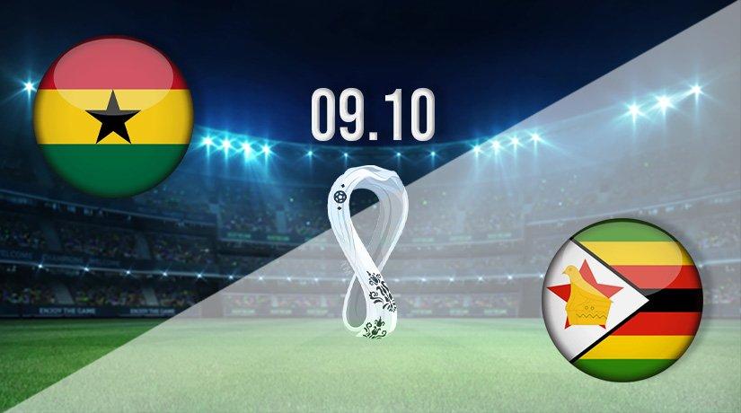 Ghana vs Zimbabwe Prediction: World Cup Qualifier on 09.10.2021