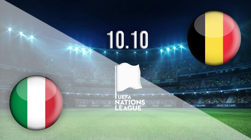 Italy vs Belgium Prediction: UEFA Nations League 3rd Place Match on 10.10.2021