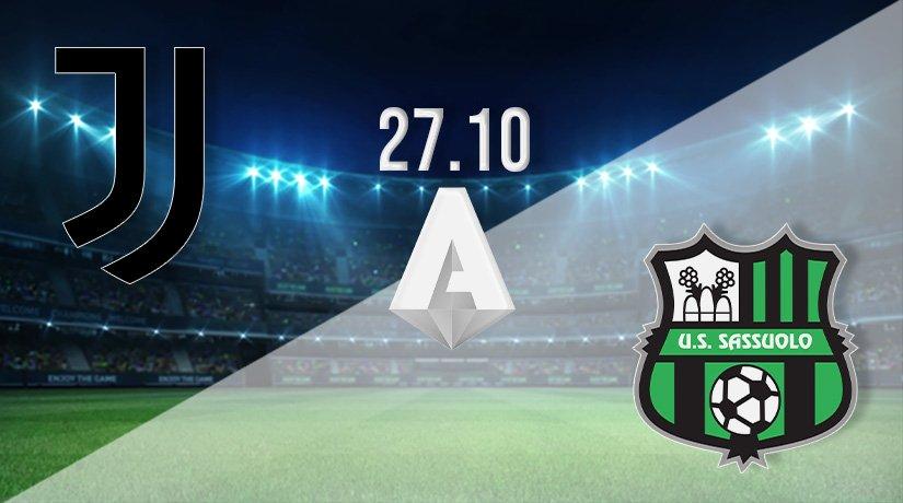 Juventus vs Sassuolo Prediction: Serie A Match on 27.10.2021