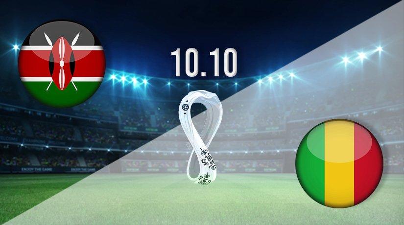 Kenya v Mali Prediction: World Cup Qualifier on 10.10.2021