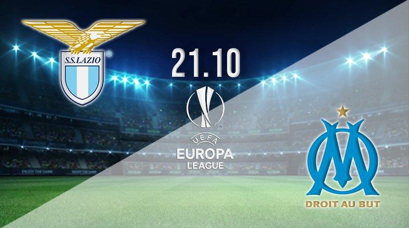 Lazio vs Marseille Prediction: Europa League Match on 21.10.2021