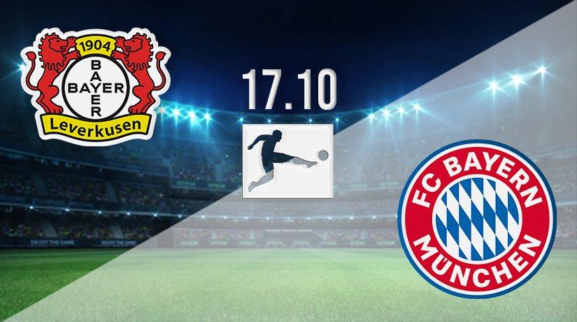 Bayer Leverkusen v Bayern Munich Prediction: German Bundesliga Match on 17.10.2021