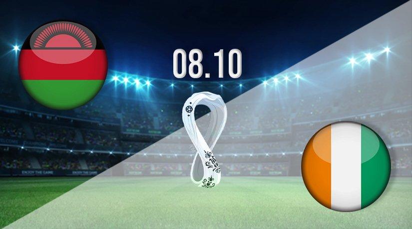 Malawi vs Ivory Coast Prediction: World Cup Qualifier on 08.10.2021