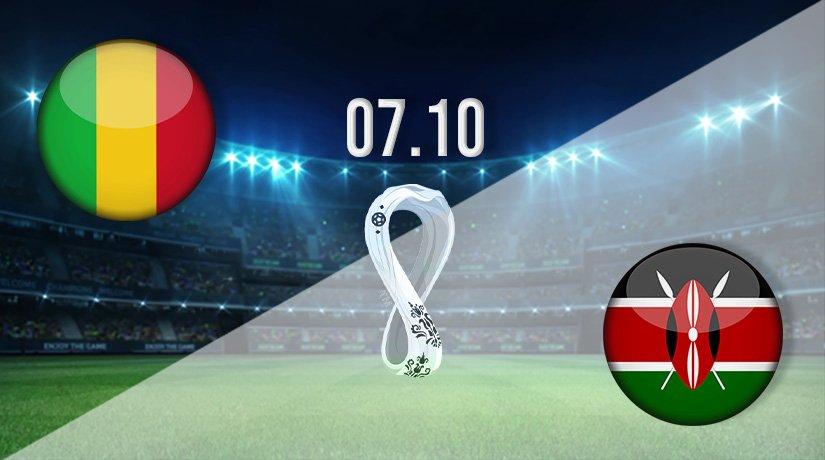 Mali v Kenya Prediction: World Cup Qualifier on 07.10.2021