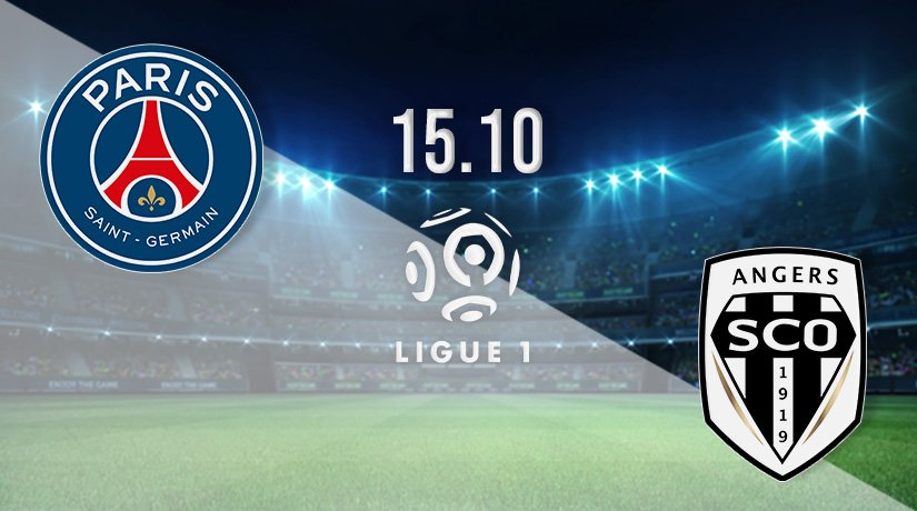 PSG vs Angers Prediction: Ligue 1 Match on 15.10.2021