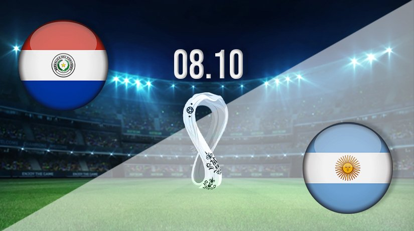 Paraguay vs Argentina Prediction: World Cup Qualifier on 08.10.2021