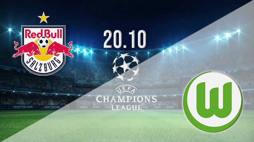 Red Bull Salzburg vs Wolfsburg Prediction: Champions League Match on 20.10.2021
