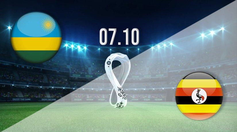 Rwanda vs Uganda Prediction: World Cup Qualifying Match on 07.10.2021