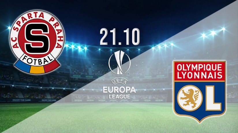 Sparta Prague vs Lyon Prediction: Europa League Match on 21.10.2021