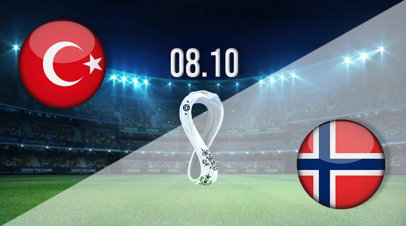 Turkey vs Norway Prediction: World Cup Qualifier on 08.10.2021
