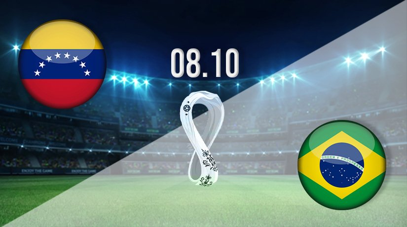 Venezuela vs Brazil Prediction: World Cup Qualifier on 08.10.2021