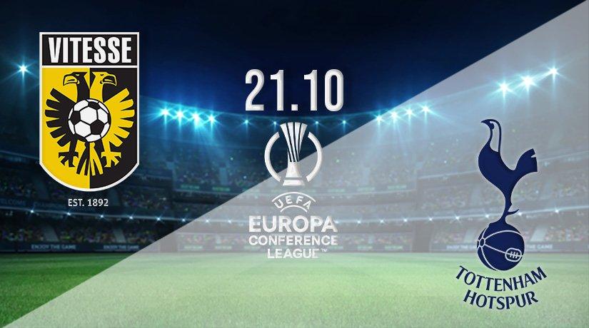 Vitesse vs Tottenham Hotspur Prediction: Conference League Match on 21.10.2021