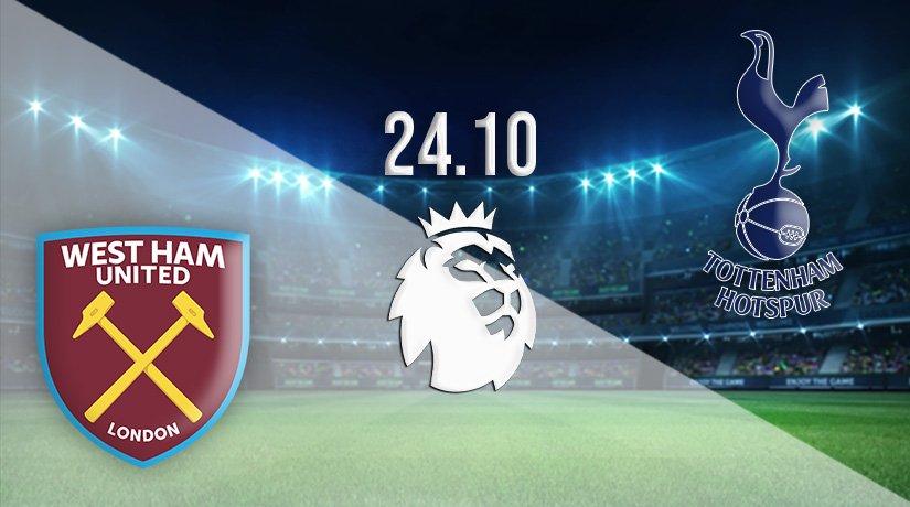 West Ham vs Tottenham Hotspur Prediction: Premier League Match on 24.10.2021