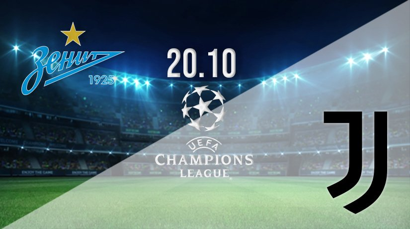 Zenit vs Juventus Prediction: Champions League Match on 20.10.2021